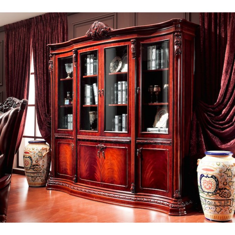 Шкаф книжный мод.208