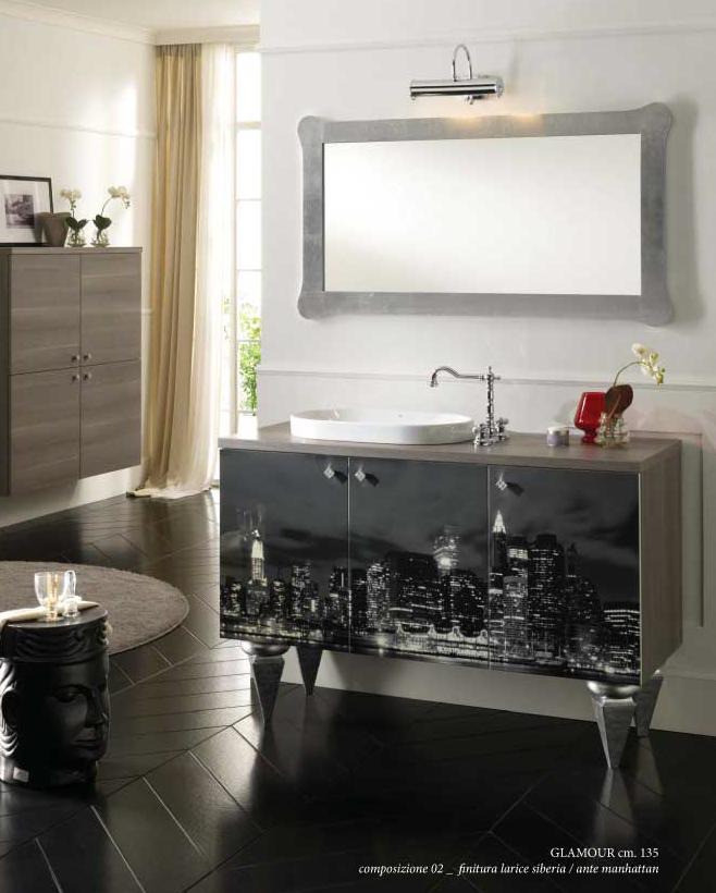 ванная комната Glamour
