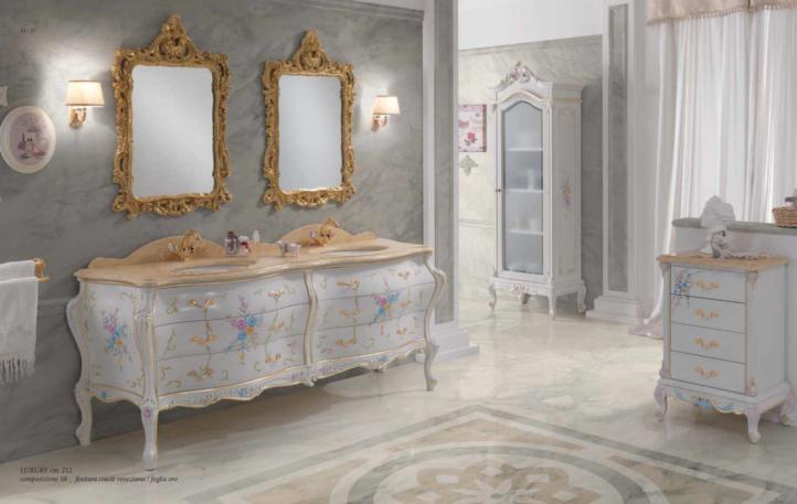 ванная комната Luxury